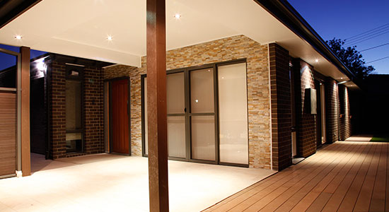 Home extensions canberra